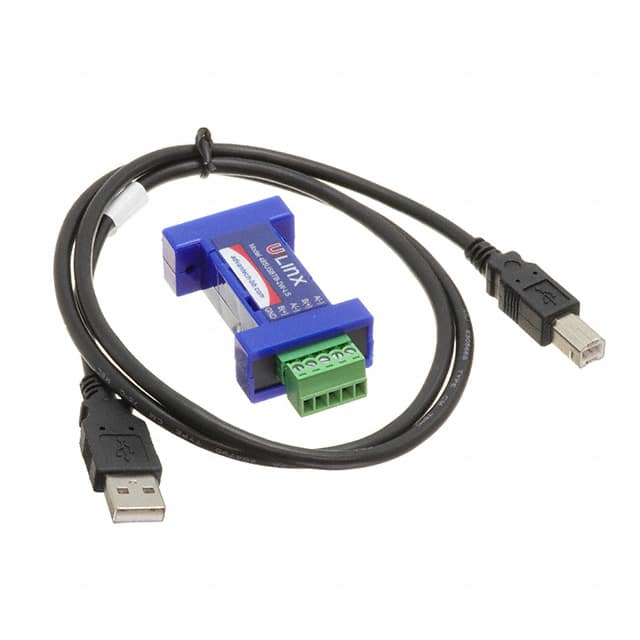 【BB-485USBTB2WLS-A】CONVERTER USB TO RS-485 LOCKED