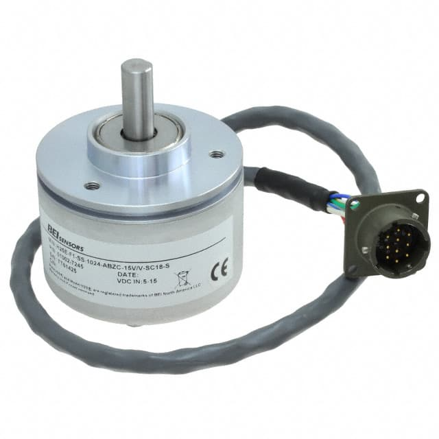 【01002-7245】ROTARY ENCODER OPTICAL 1024PPR