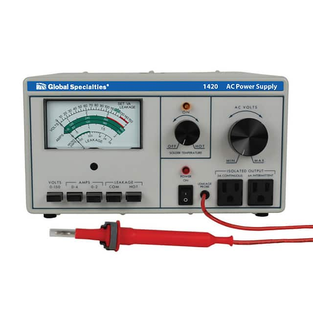 【1420】VARIABLE AC POWER SUPPLY: 0-150