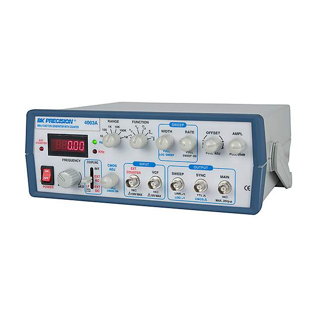 【4003A】FUNCTION GENERATOR 4MHZ SWEEP