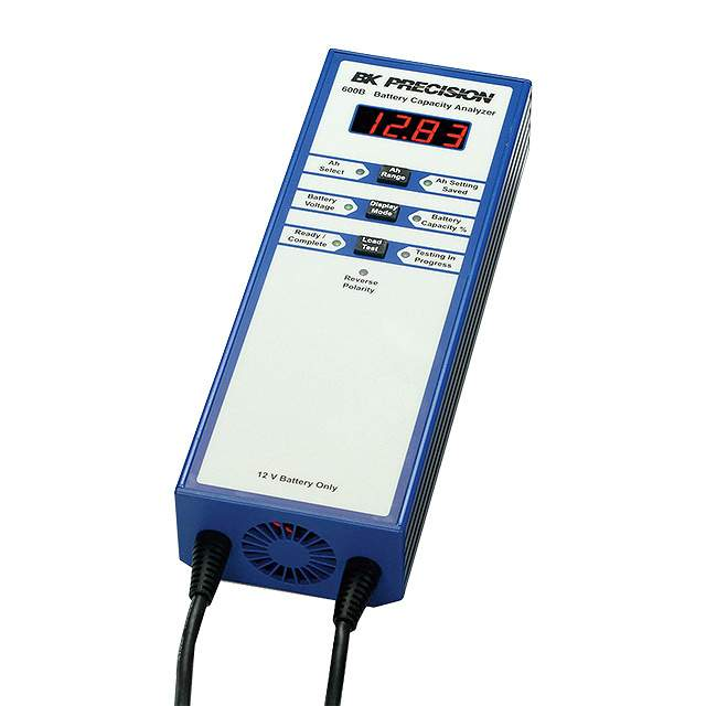 【600B】12 V SLA BATTERYCAPACITY ANALYZ