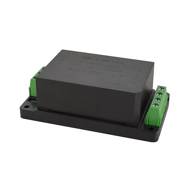 【AE15-EW-S12-T】DC-DC ISOLATED, 15 W, 100-1000 V