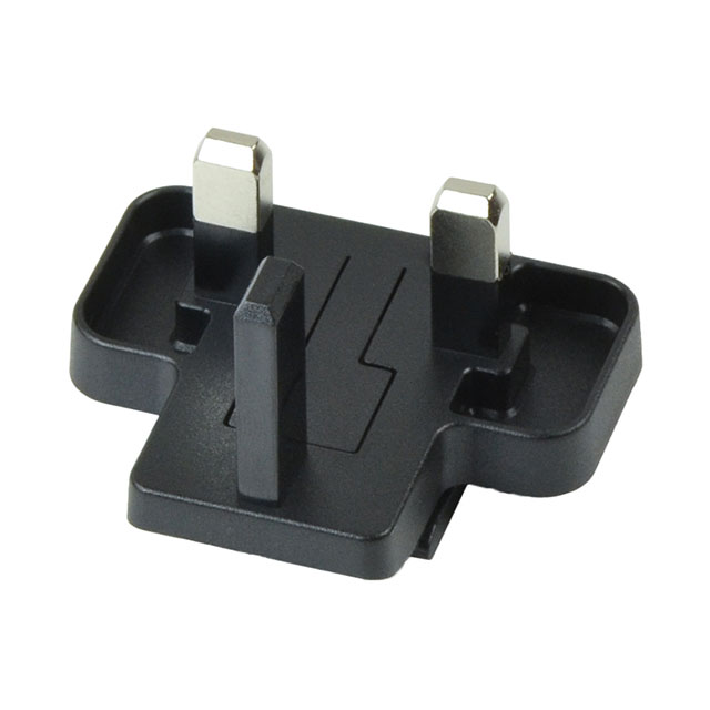【SMI-UK-3】INPUT PLUG UK FOR WALL MNT RCPT