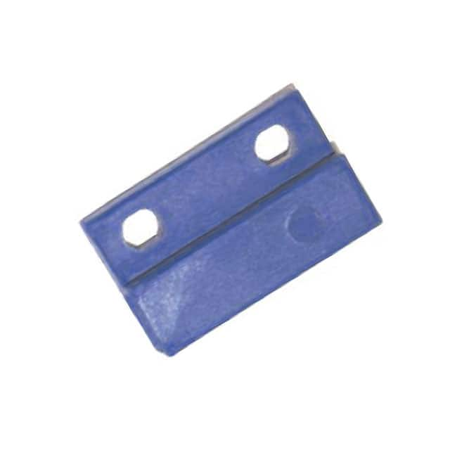 【S1684】BLUE RH RECTANGULAR ENCAPSULATED