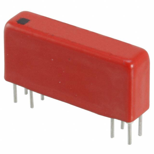 【2372-12-000】RELAY REED DPDT 250MA 12V