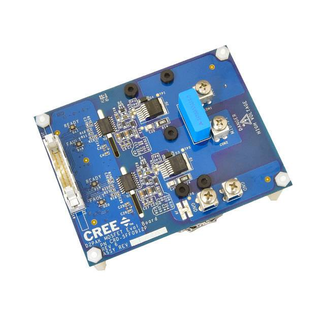 【CRD-5FF0912P】EVAL BOARD FOR C3M0120090J