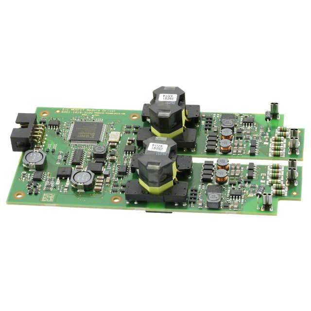 【PT62SCMD17】EVAL BOARD 1700V SIC BRIDGE GATE
