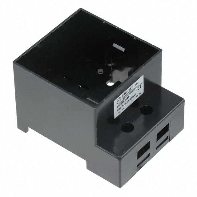 【26546845】ADAPTER PLATE DIN RAIL SQUARE