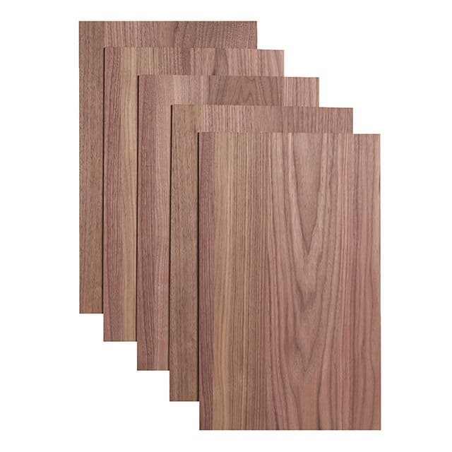 "LC-WP18 WALNUT PLYWOOD 1/8"""" - 5P【LC-WP18】"
