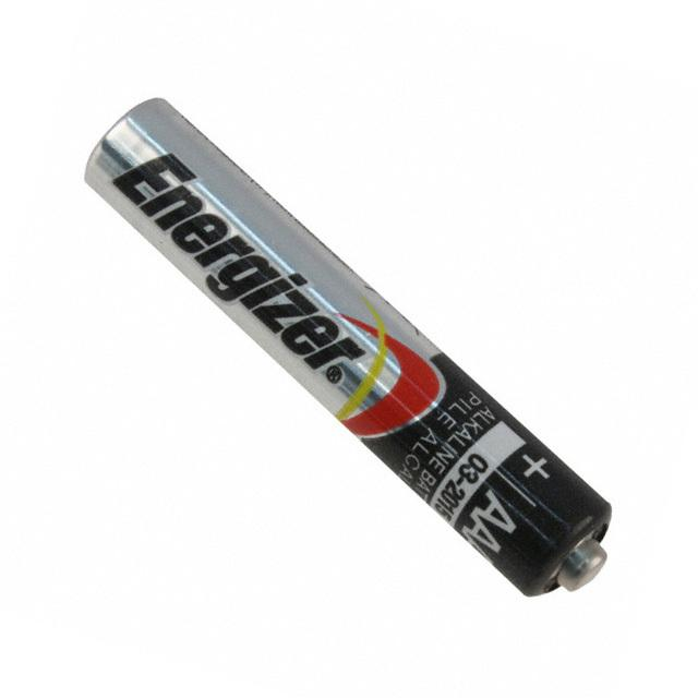 【E96VP】BATTERY ALKALINE 1.5V AAAA