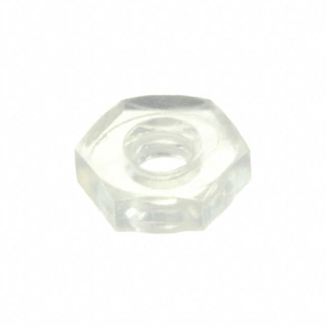 【0400632HNPC】HEX NUT 6-32 THREAD .120 HEIGHT