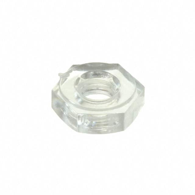 【0400832HNPC】HEX NUT 8-32 THREAD .130 HEIGHT