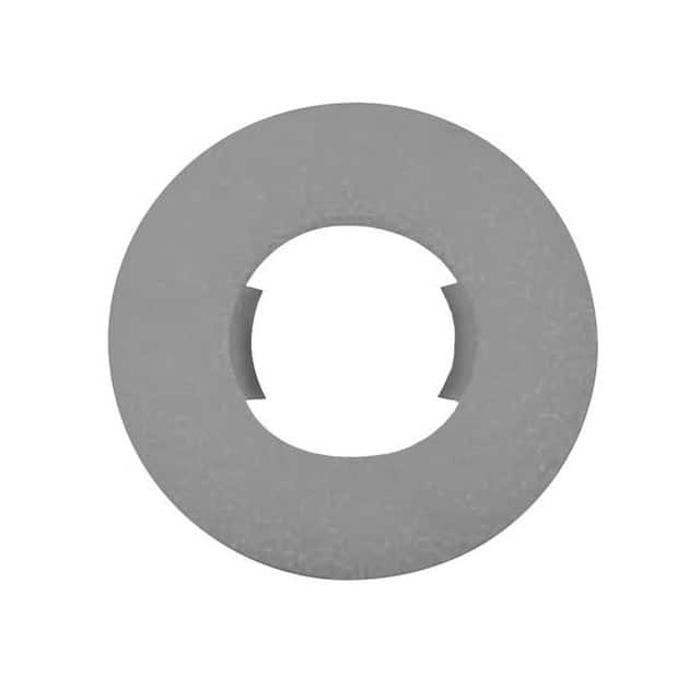 WASHER FLAT RETAINING M4 PLASTIC【015104000203】