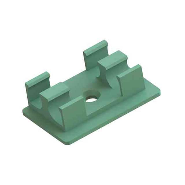 【EFA04-63-001】ISOLATOR CLIP,GREEN,5.5MM