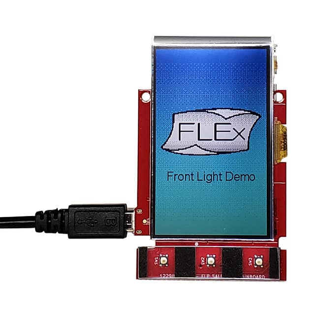 【12407-01_T1】FLEX DEV KIT & JDI LPM 027M128B