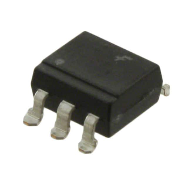 【FOD4108SD】OPTOISOLATOR 5KV TRIAC 6SMD
