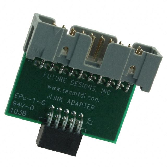 【JLINK-ARM-AD】ADAPTER 20-PIN JTAG FOR ARM