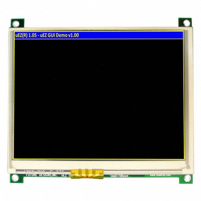 "【UEZGUI-1788-56VI】5.6"""" RES TOUCH LCD GUI DEV KIT"