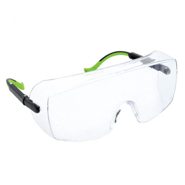 【01762-07C】SAFETY GLASSES OVER WRAP CLEAR