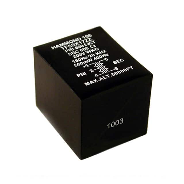 【106EE】TRANSFORMER AUDIO 600CT/600CT