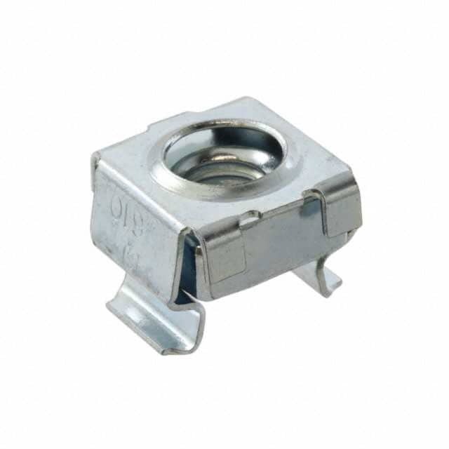 【1421CNB250】CAGE NUT M6 250/PK