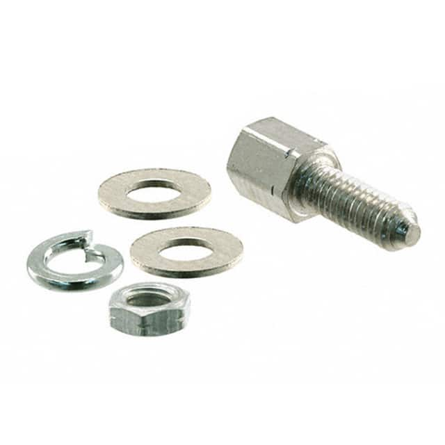【09670009924】DSUB SCREW-LOCK FE UNC/M3 13MM