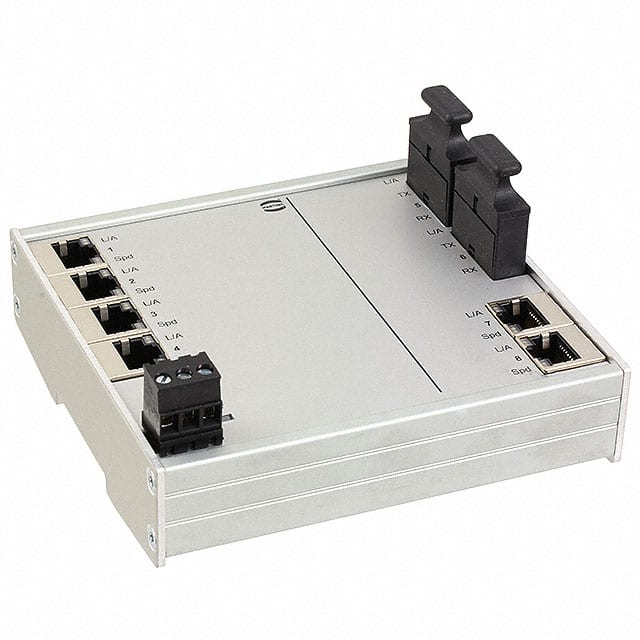 【24020062110】NETWORK SWITCH-UNMANAGED 8 PORT