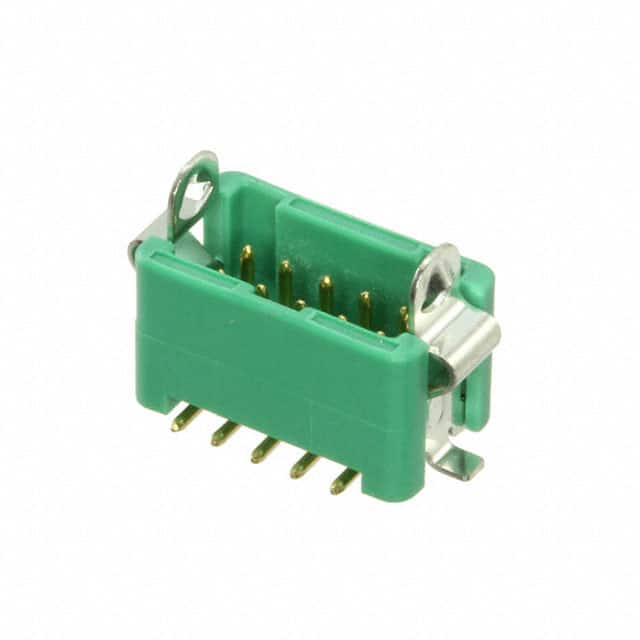 【G125-MS11005L3P】CONN HEADER SMD 10POS 1.25MM