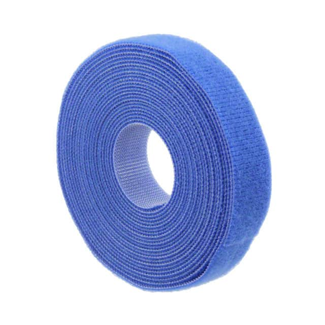 "【GT.75X1806】GRIP TIE ROLL 180X.75"""" BLUE"