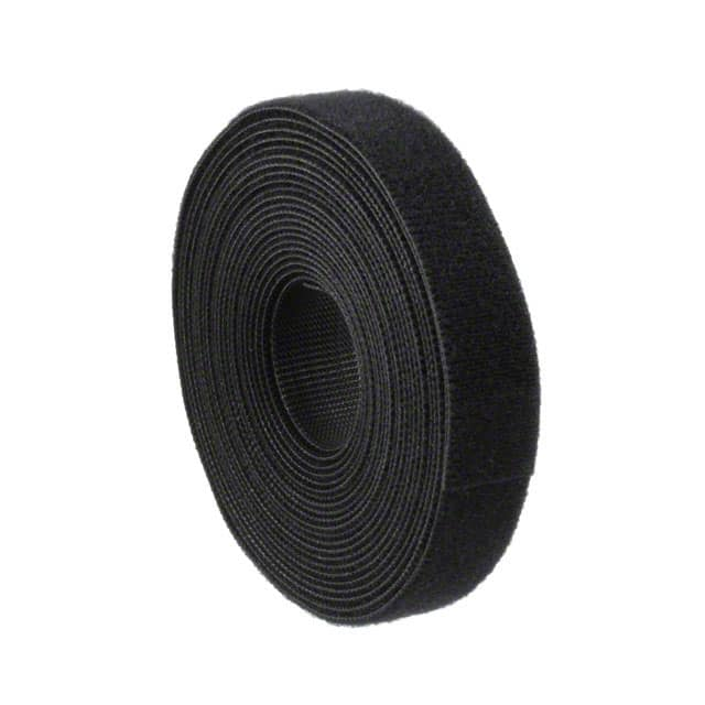 "【GT.75X6000】GRIP TIE ROLL 600.0""""X.75"""" BLACK"
