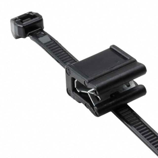 【156-02429】CBL TIE LOCKING BLK 50LBS 5.91""""