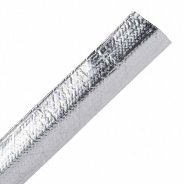 "【170-03054】SLEEVING 0.437"""" ID 250' SILVER"