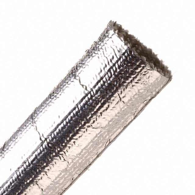 "【170-03055】SLEEVING 0.687"""" ID 250' SILVER"
