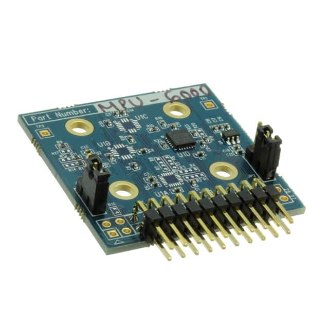 【MPU-6000EVB】BOARD EVAL FOR MPU-6000