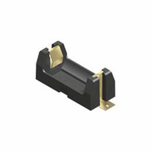 【1018TR】BATTERY HOLDER 2/3 A SMD TAB
