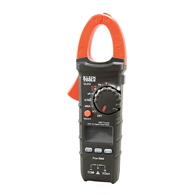 【CL312】CLAMP METER DIGITAL AUTO-RANGING