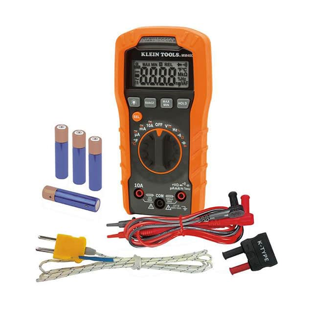【MM400】DIGITAL MULTIMETER, AUTO-RANGING