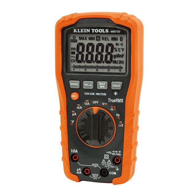 【MM700】DIGITAL MULTIMETER, AUTO-RANGING