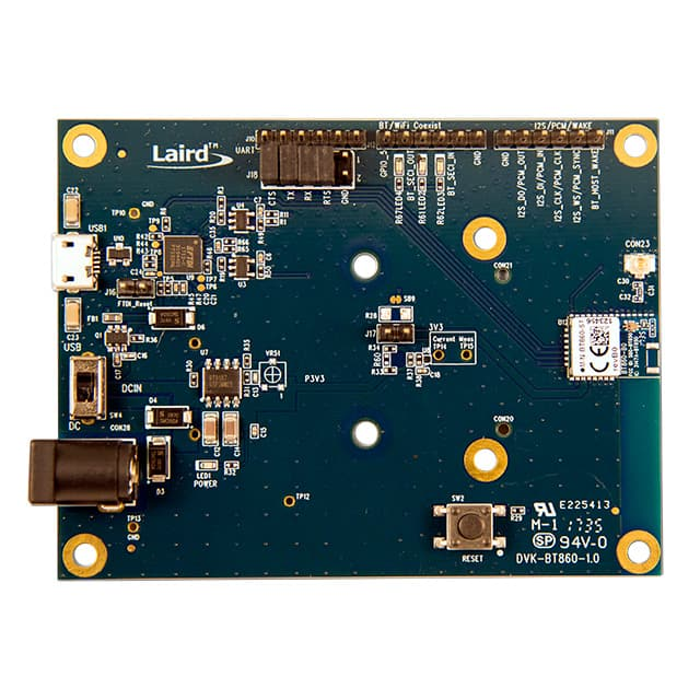 【DVK-BT860-ST】DEVELOPMENT KIT FOR BT860S5 MODU