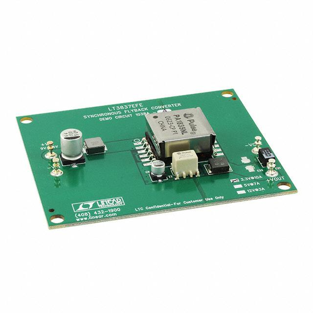 【DC1038A-A】EVAL BOARD FOR LT3837