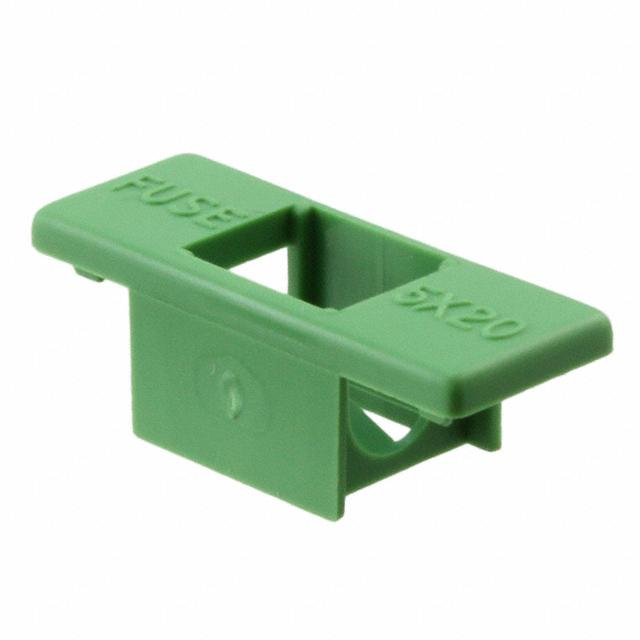 【00BS0232P】FUSE BLOCK COVER PC 5X20MM HLDR