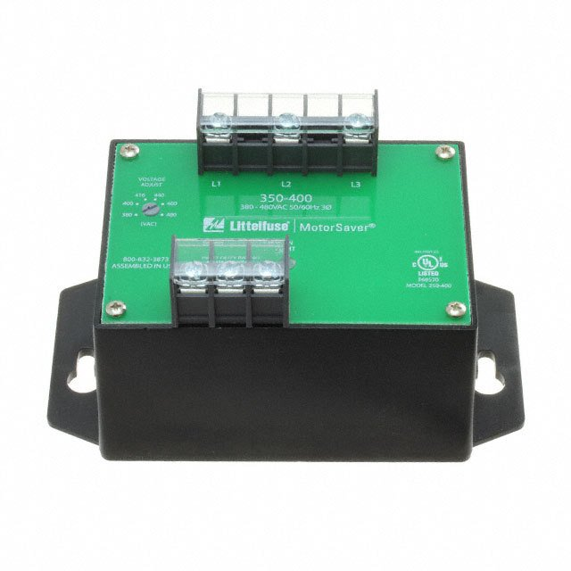 【350400】3-PHASE VOLTAGE MONITOR/ 380-4