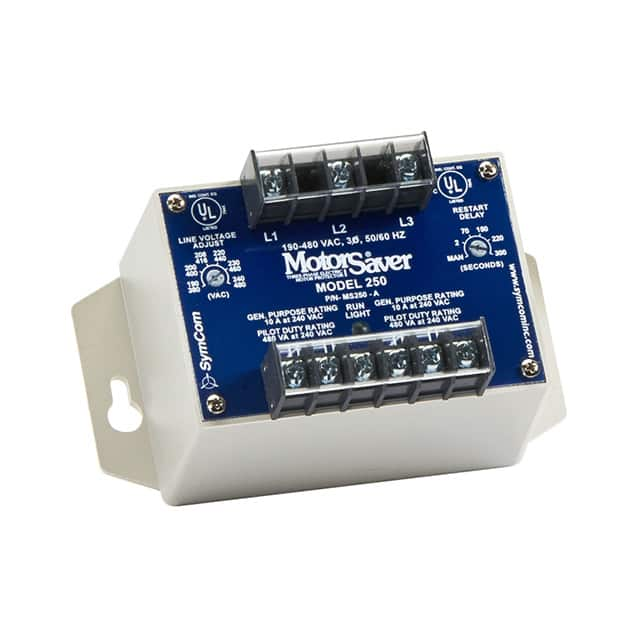 【250A】3-PHASE VOLTAGE MONITOR/ 190-4