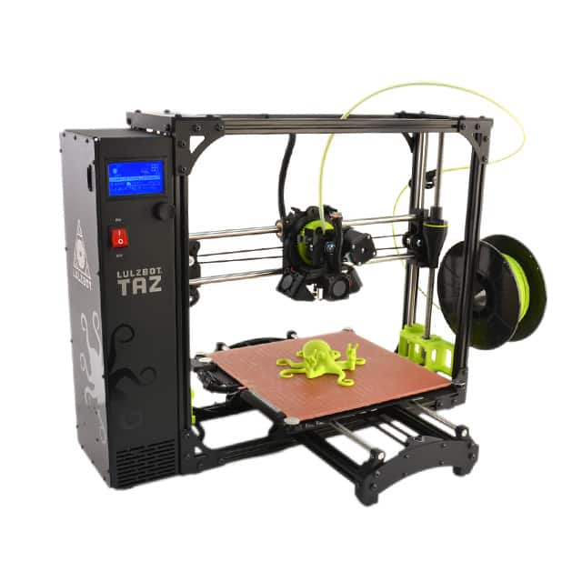 【KT-PR0041NA】TAZ 6 3D PRINTER NORTH AMERICA