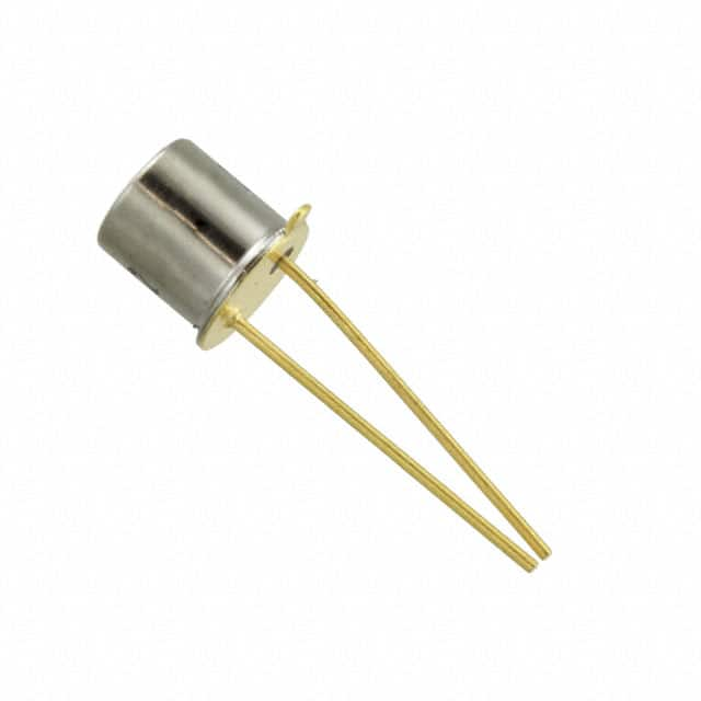 【012-UVA-011】PHOTODIODE UV 220-370NM TO46