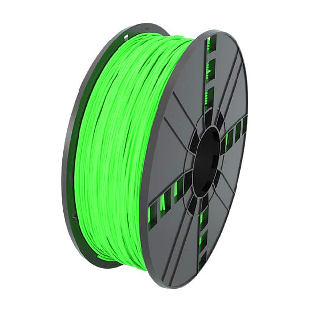 "【ABS17GD1】FILAMENT GREEN ABS 0.07"""" 1KG"