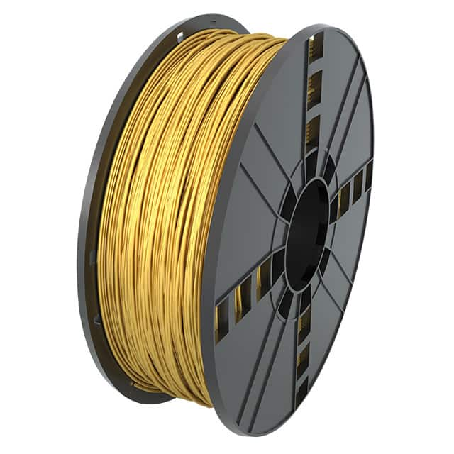 "【ABS17GO1】FILAMENT GOLD ABS 0.07"""" 1KG"
