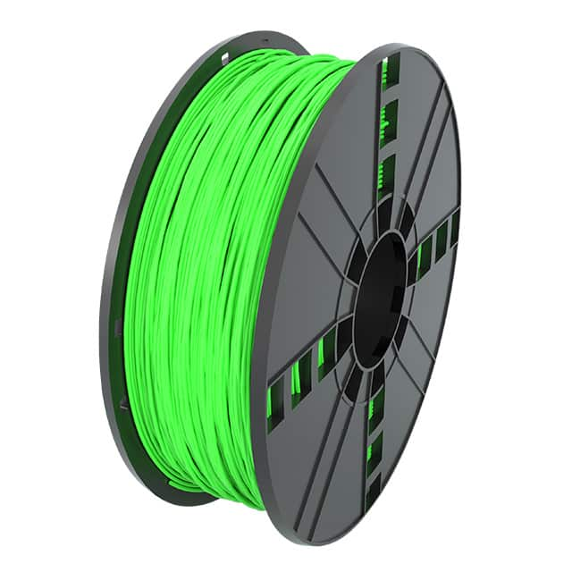 "【ABS17GR1】FILAMENT GREEN ABS 0.07"""" 1KG"