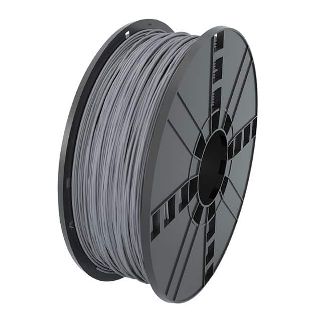 "【ABS17GY1】FILAMENT GRAY ABS 0.07"""" 1KG"