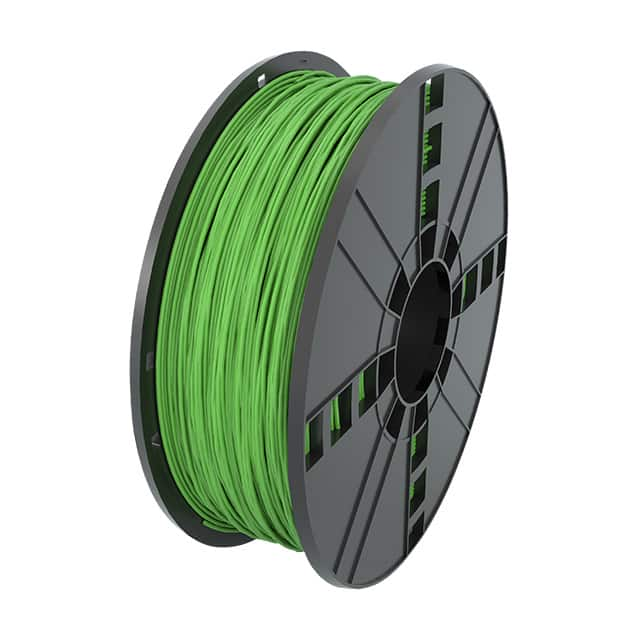 "【ABS17THGR1】FILAMENT GREEN ABS 0.07"""" 1KG"